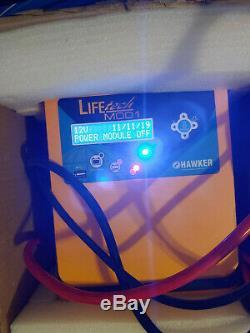 Hawker Lifetech Mod 1 Fork Lift Charger 12V 24V 36V 48V DC SINGLE PHASE