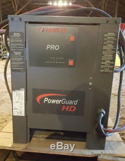 Hawker PH1R-12-865 Power Guard HP Pro Forklift Battery Charger