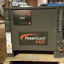 Hawker PH3R-12-865 Power Guard HP Pro Forklift Battery Charger