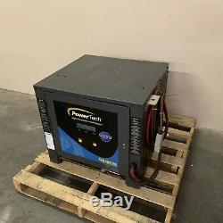 Hawker Powertech Model PT3-18-200 36 volt forklift battery charger