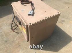 Hertner 36v 18 cell 600 AH Forklift Battery Charger 3TF18-600 220/440v 3 phase