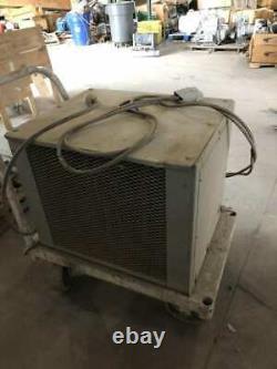 Hertner AUTO 6000 TW12-550 Forklift Battery Charger 24VDC 550AH L-A 3PH 8Hr