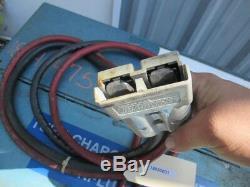Hertner Auto 1000 24V Electric Forklift Battery Charger 208/240/480V 775AH
