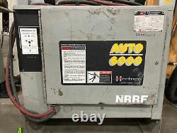 Hertner TW18-775 208-240/480V Input 36VDC 175amps Forklift Battery Charger