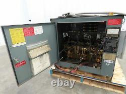 Hobart 1050C3-18 Forklift Battery Charger 18 Cell 36V 881-1050Ah 208/240/480v3ph