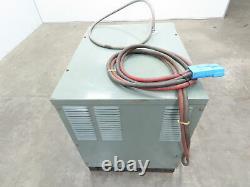Hobart 1400C3-24 Forklift Battery Charger, 24 Cell, 48V, 1051-1400Ah, 480v 3ph