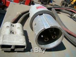 Hobart 24vDC Forklift Battery Charger 376-450AMP HRS. 208/240/480V 450W1-12