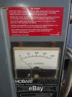 Hobart 24v Forklift Battery Accu-charger