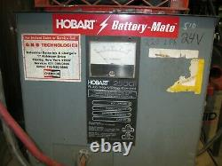 Hobart 250ch11 Battery Mate Charger For Forklift