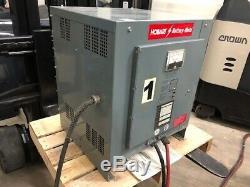 Hobart 36 Volt 3 Phase 1051-1260 AH 480/575 Volts Input, Equalize