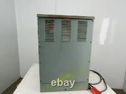 Hobart 3R18-1050 Forklift Battery Charger 36V 210A Output 208-230/460V3Ph 1050Ah