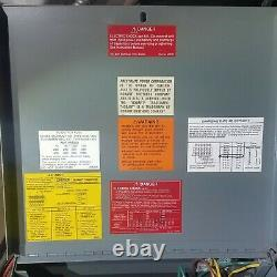 Hobart 450A1-12R 24 Volt Single Phase Industrial Battery Charger