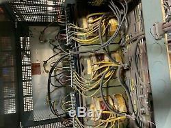 Hobart 600C3-36 208-240/480V Input 36 Cell Forklift Battery Charger
