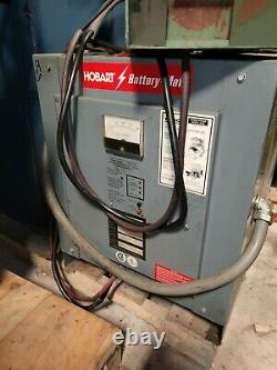 Hobart 750H3-18 36V Industrial Battery Charger 18 Cell 208/230/460V 3 ph