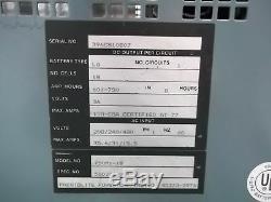 Hobart 750M1-18 601-750AH 208/240/480VAC Forklift Battery Charger (FOR2104)