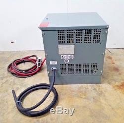 Hobart 750m1-18c Battery-mate 80 Battery Forklift Charger 1ph 36v 750ah Ac500