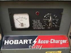 Hobart Accu-Charger 450A1-6 Forklift Battery Charger 12-Volt (120/208/240)