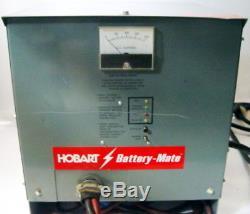 Hobart Battery-Mate 750MI-18 Forklift Battery Charger
