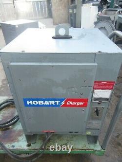 Hobart Charger 1r12-550 Forklift / Pallet Jack Charger 24 V 1-ph Free Shipping