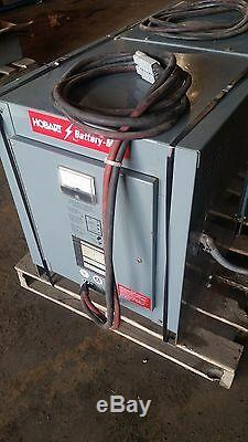 Hobart Forklift Lift Truck Battery Charger 24V 726-865 AH 865H3-12 208/240/480