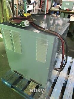 Hobart/(Prestolite Power) 36V AccuCharger 601-750 8 hrs Forklift Battery Charger