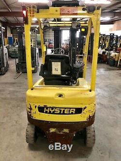 Hyster J40 Electric Forklift