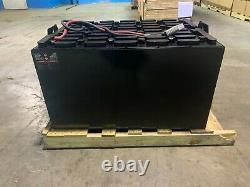 IBC 48V 24-85-17 Forklift Battery Excellent Condition