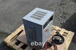 IBE POWRPLUS Battery Charger 24 VDC Forklift 510AH MICRO CHARGE 12CVC510DD PH 1
