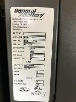 Industrial Battery Charger Forklift 24 Volt