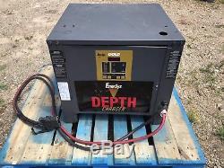 Industrial Forklift Battery Charger Model D3G-18-1200 36 Volt 1200 Amp Enersys I