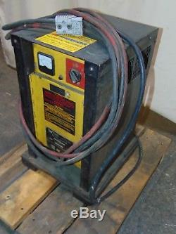 KW Industrial 12 Volt Forklift Lift Truck Battery Charger 95 Amp 240 Volt 1 Phas
