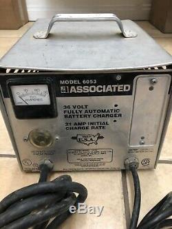Lester Electrical 14100 36V Automatic Battery Charger USA