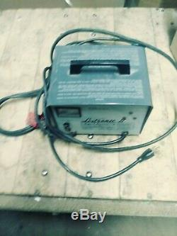 Lestronic II 24v Battery Charger Golf Carts Floor Machines Forklifts