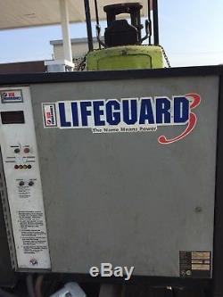 Lifegaurd 3 Forklift 36V Battery Charger