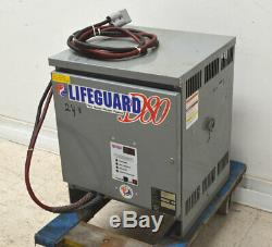 Lifeguard Hawker LD12-510F1A D80 24V Forklift Battery Charger DC 510AH TypeLA
