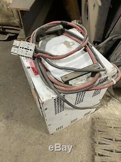 Ltd 12v 300-600 Ah Forklift Battery Charger, Fully Operational, 115v Single Ph