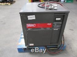 MAC 18MQ600C Forklift Battery Charger 3 PH 36 V 600 AHR T121312