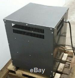 MAC Automac 2200 36Volt Forklift Battery Charger 108/240/480V 60Hz 1Ph 18M450B22