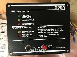MAC Automac Industrial Forklift Battery Charger Circuit Board 2200 (MCCB012002W)