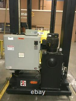 MTC Power Battery Changer 3 Level Model PCHE-2-24-TS-M-SH12 With Racks