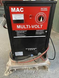 Mac Multi-volt Battery Charger