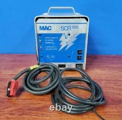 Mac SCR121037 SCR 12V Battery Charger - (C35)