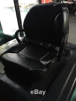 Mitsubishi Electric Forklift Truck Model FB16NT Includes Charger And Battery