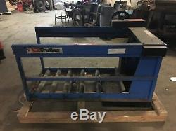 Mtc Battery Puller, Manual Fits On Pallet Jack, Portable, Handles 8- 20 Batt