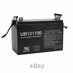 NEW 12V 110AH 100AH FL1 SLA Battery for Forklift Pallet Jack Mobile Home RV