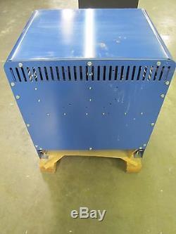 NEW DOUGLAS 3B12-450EX FORKLIFT BATTERY CHARGER 24V 24 volt 24VDC 95 AMP 3PH