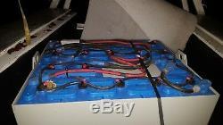 NEW! ENERSYS Forklift battery model E90-17