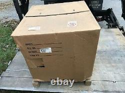 NEW Enersys Enforcer HF EH3-12-1200 Battery Charger 480V/8A/3Ph/60hz/1200amp