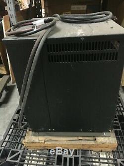 NICE iBCi 36vdc (150 dc amp) forklift battery charger, 208/240/480 ac input