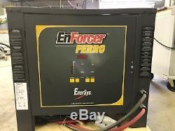 New EnForcer Ferro EnerSys forklift 24 Volt battery charger EF3-12-865
